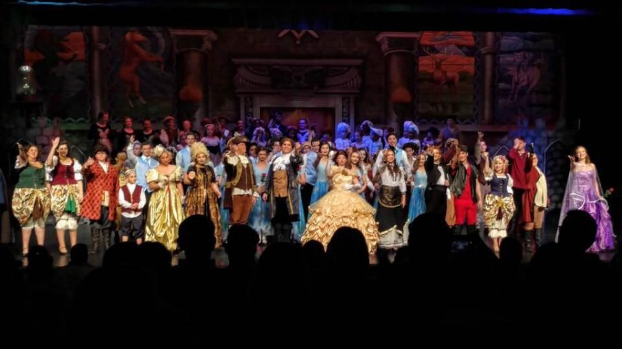 Beauty and the Beast Showcases BBCHS Talent
