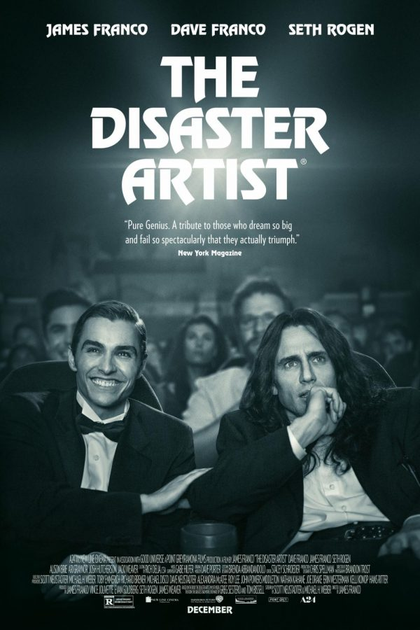 Official+movie+poster+for%2C+%22The+Disaster+Artist%22.+Produced+by+Good+Universe%2C%0ANew+Line+Cinema%2C+Point+Grey+Pictures%2C+RabbitBandini+Productions%2C+Ramona+Films%2C%0ARatPac-Dune+Entertainment%2C+and+distributed+by+A24.